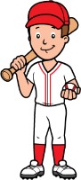 Arizona Youth Baseball Mascot